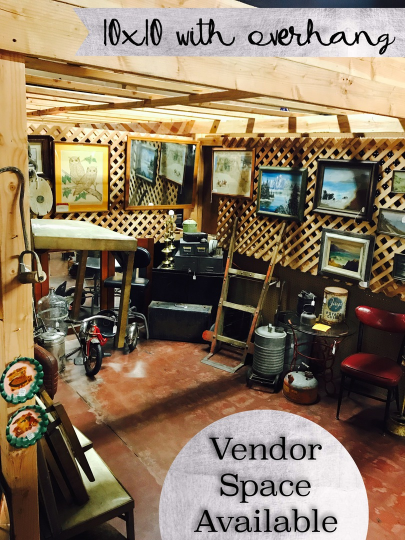 Mill Creek Antique Mall Rent A Space